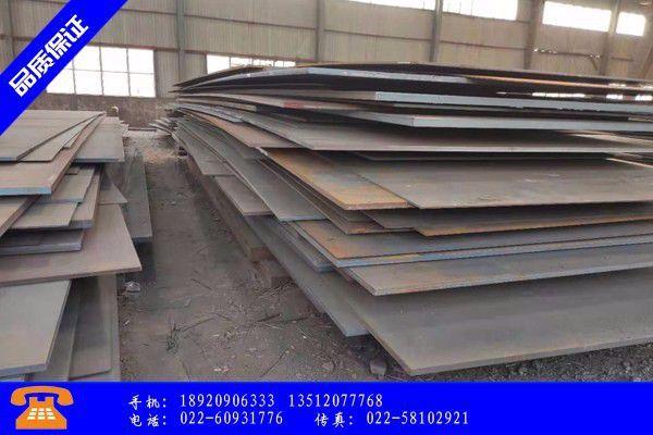 江门Q390D钢板交易清淡销售不畅难回暖
