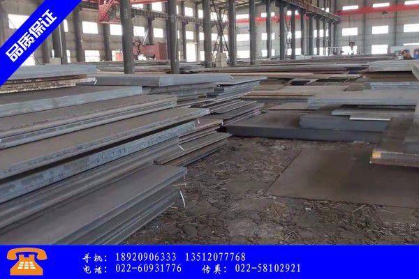 苏州Q355ND钢板近期成本报价