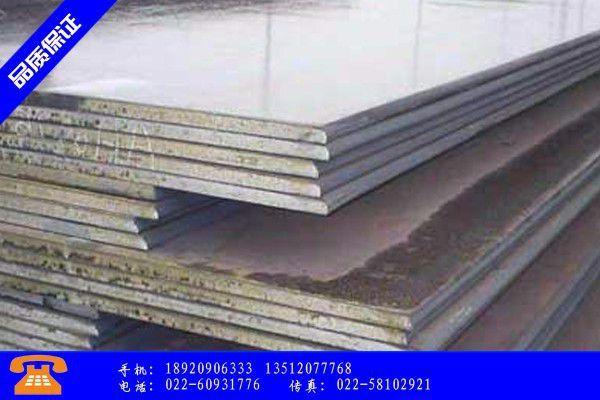 长沙Q355NE钢板价格弱势下行市场整体表现不佳