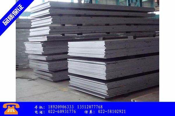 三明NM400耐磨钢板本周价格回落明显