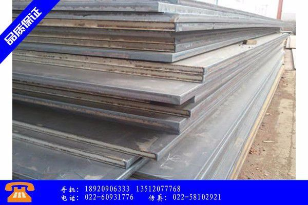 天水NM500耐磨钢板市场价格继续走低