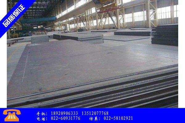 温州瑞安耐候钢板标识供给