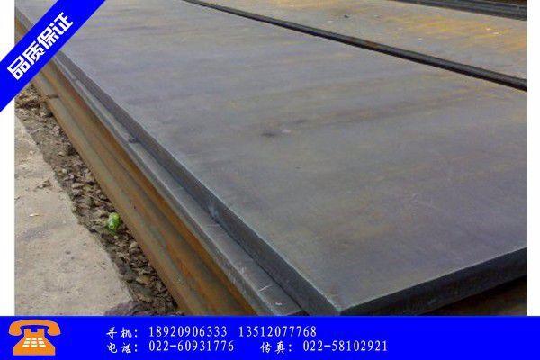 包头Q355NHB耐候钢板要长久发展需扫清理念障碍