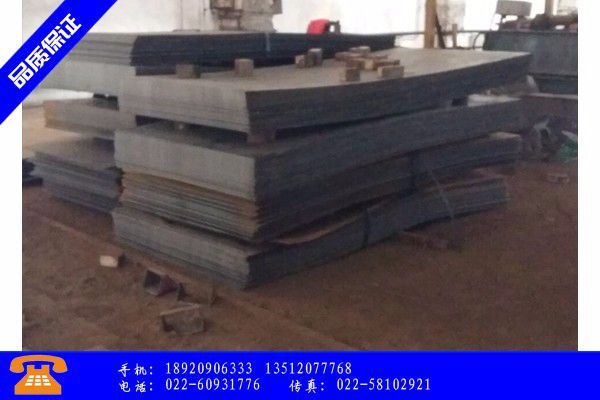 张家口09CuPCrNi-A耐候钢板价格持弱下行企业危机中寻求转机