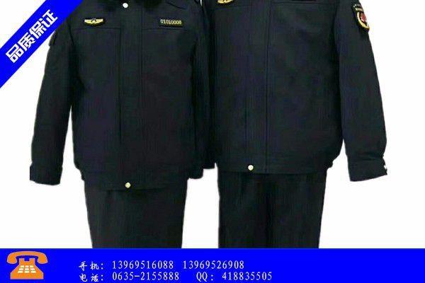 济源卫生监督标志服装如何保证的质量均匀