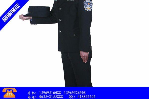桂林兴安县城管执法标志服出货良好