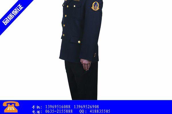 楚雄彝族双柏县城管执法服品种齐全