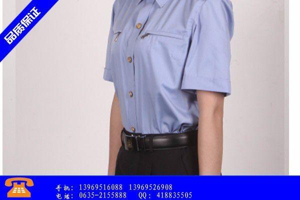 南宫市藏蓝色正装西服环保限产影响 价格承压是大概率事件