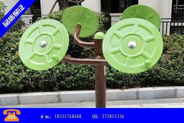钦州灵山县室外健身器材网站产业发展