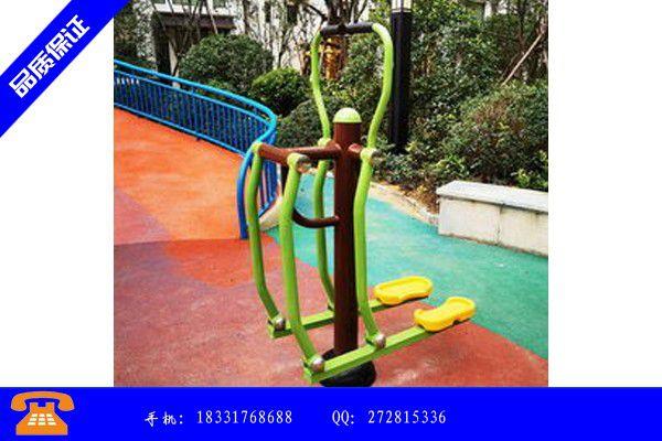 昌邑市小区健身器材品牌行业研究报告