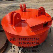 宜昌长阳土家族自治县24伏220挖掘机起重电磁吸盘提高质量找到了新的途径