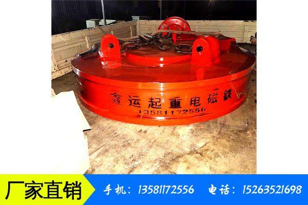 海西蒙古族藏族自治州24伏叉车强磁电吸盘温度对去应力效果的影响
