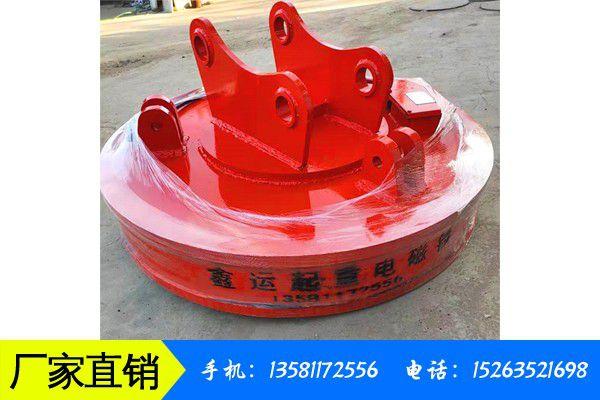 吉安吉水县强磁高频电磁铁吸盘横断面形状特征参数识别方法