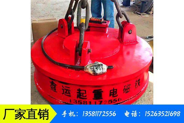 十堰郧西县24伏挖机电磁铁价格本周市场价格下跌60元吨