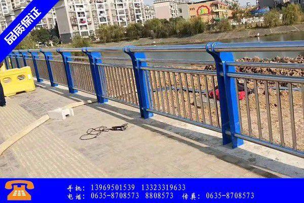 贵阳观山湖区桥梁安全护栏作用企业主动适应新常态做好企业的加减乘除
