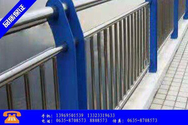 长春绿园区桥梁护栏图纸大涨价格试探性回升