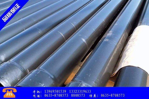安溪县涂塑钢管多因素推动价格进入牛市