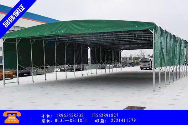 昭通水富县大型推拉篷生产怎么选择