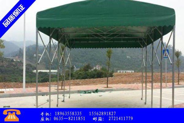 南京雨花台区定做推拉篷品种齐全