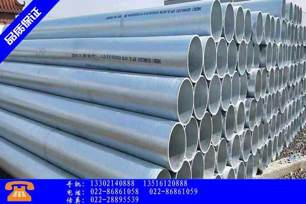 衢州江山钢管批发价