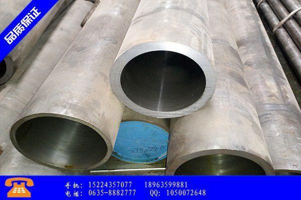 岑溪市无缝钢管和镀锌钢管的常见问题