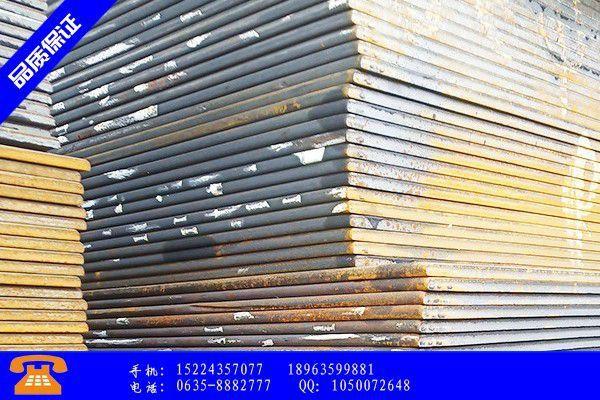 贵州耐磨钢板价格的用途及重量计算方法