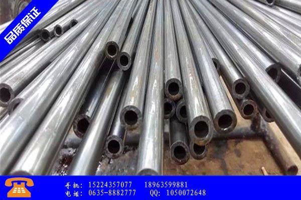 湛江雷州精軋精密無縫鋼管市場有哪些變化