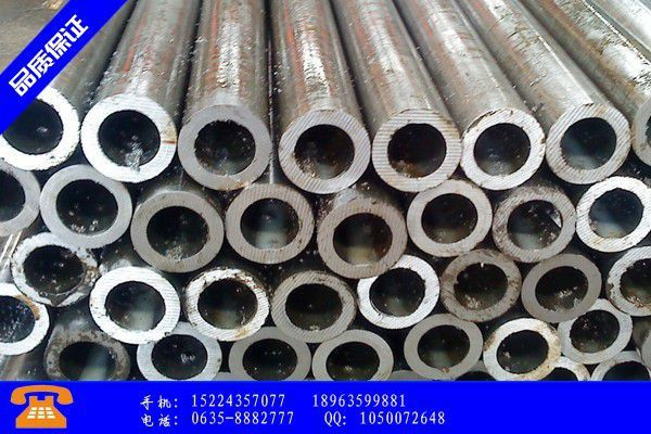 郴州嘉禾县精密无缝钢管生产经塑性变形后残余内应力存在的原因