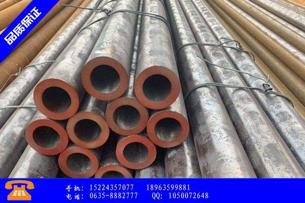 甘孜藏族色达县热轧无缝钢管尺寸型号如何选择