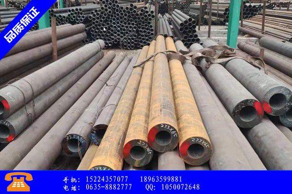 德州禹城27simn厚壁钢管带动行业发展