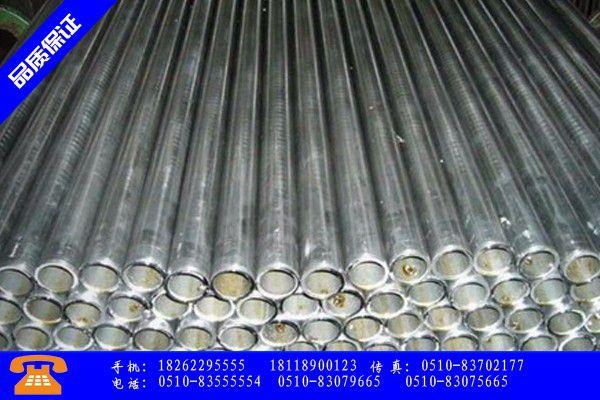 平果县钢结构螺旋钢管行业有哪些