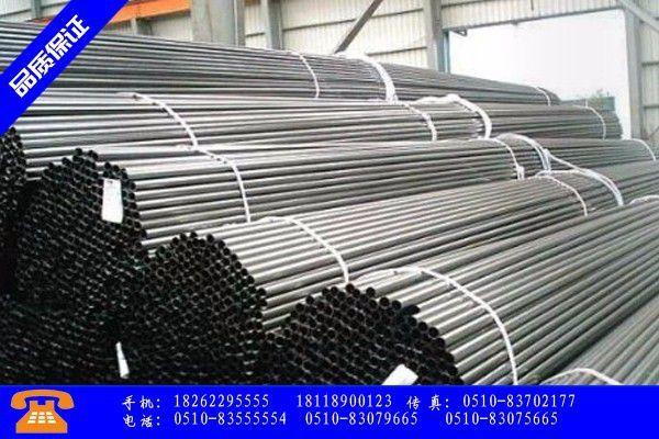 烟台进口钢管价格继续上涨厂家限量接单