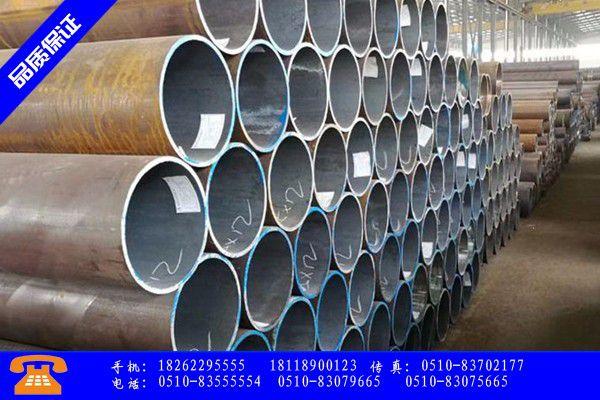赣州定南县600厚壁钢管价格公道|赣州定南县60mm钢管