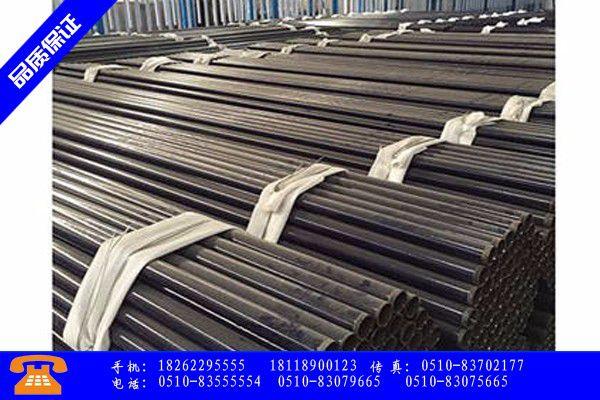 临沂市q345gnh钢管|临沂市12cr5mo钢管|临沂市219x6钢管市场规模预测