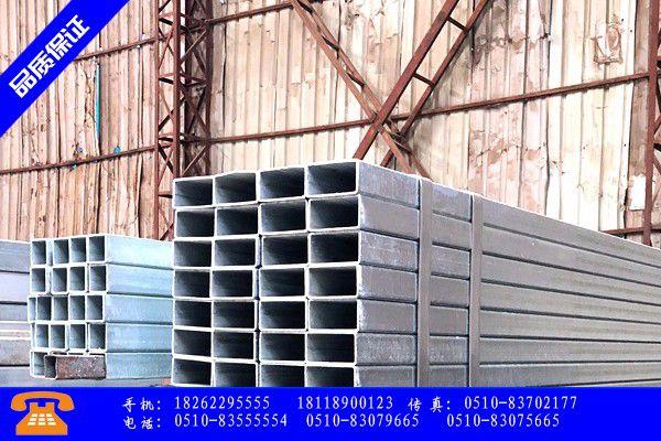 南昌q235b无缝管行业发展前景分析