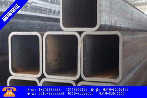 呼和浩特赛罕区镀锌带方管环保限产后市仍有上涨空间