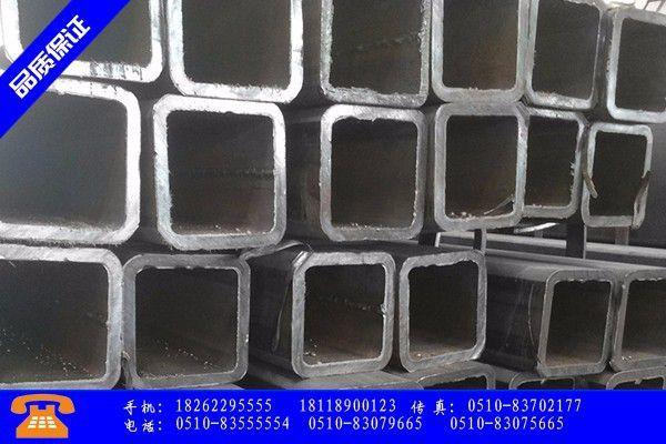 庆阳正宁县批发方管厂严把质量关让不合格产品出厂