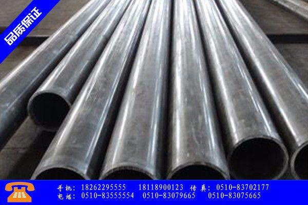 广东52100无缝钢管产销价格及形势