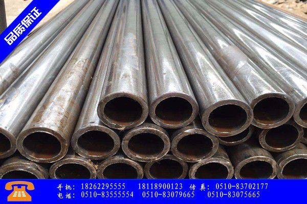 商洛商州区35精密无缝钢管的正确加工方法