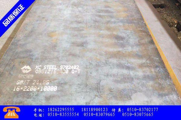 九江修水县进口400耐磨板费用合理