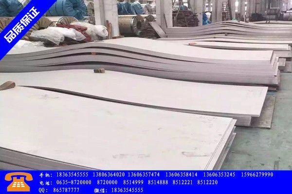 英德市304不锈钢板中厚板经软氮化处理后耐蚀性降低的应对办法
