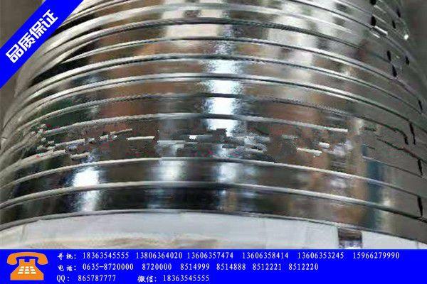 天津河东区镀锌圆钢品质文件