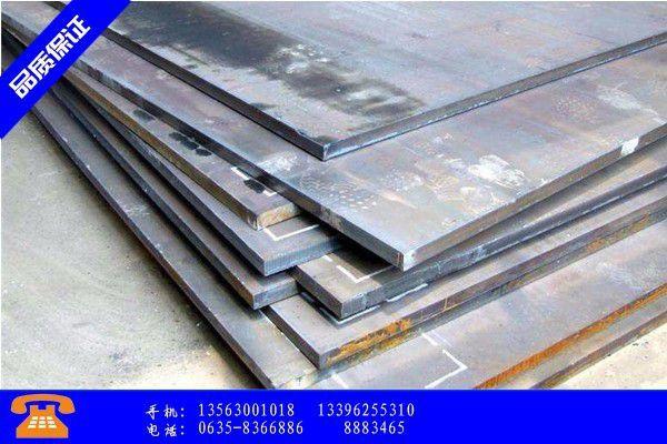 沧州运河区Q355NH耐候钢板专业市场飘飘走出单边上行态势