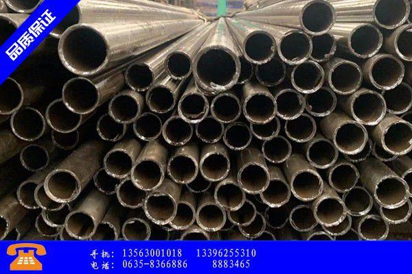 弥勒市专业无缝钢管行业体系