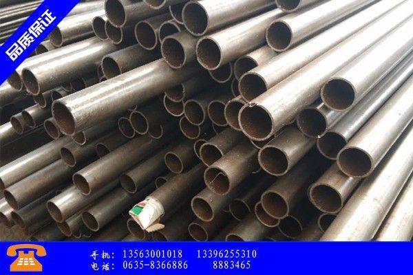 平度市精密钢管价格国内价格反弹能持续多长时间