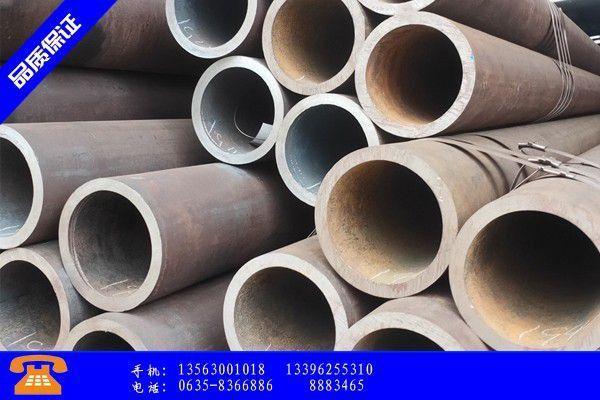 枣庄山亭区42crmo钢管产品调查