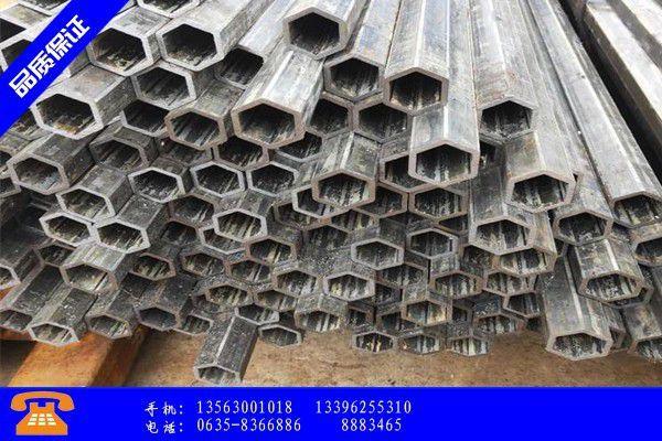 安国市 角钢管出口贸易需解决壁垒问题
