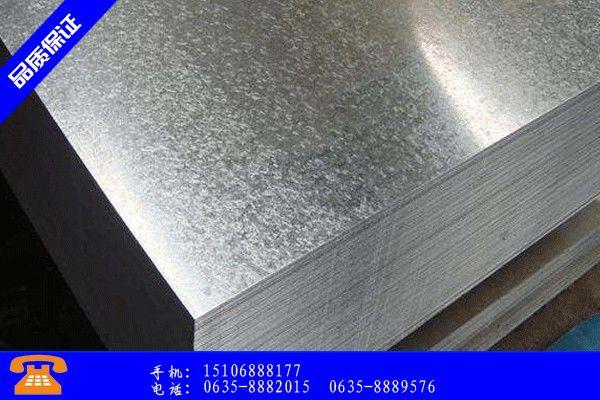 三门峡卢氏县热镀锌扁铁规格表发货速度快