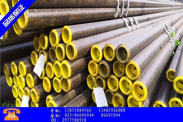 齐齐哈尔龙江县l290管线管成本下降跌势有所扩大