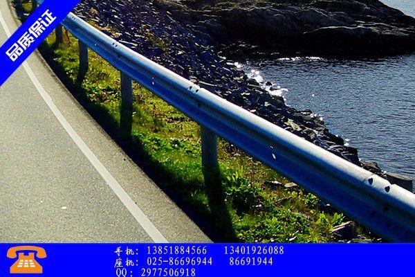 衡阳市城市公路护栏商品介绍